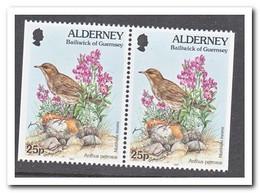 Alderney 1997, Postfris MNH, Birds - Alderney