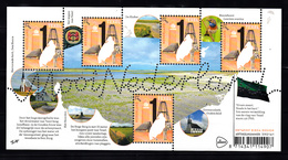 Nederland 2019 Nvph Nr ??, Mi Nr ??, Mooi Nederland Texel, Vuurtoren, Lighthouse, Church, Sheep, Mill - Unused Stamps