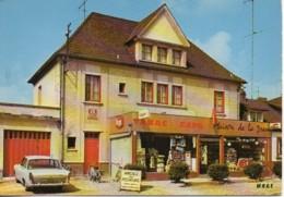 80 LONGPRE-les-CORPS-SAINTS  Le Tabac Café Journeaux - Autres Communes