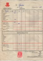 VP13.761 - Facture - 1959 - Hotel / Restaurante - Colonotel BARCELONA - España