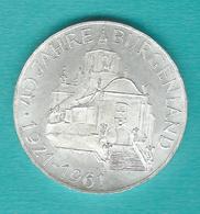 Austria - 25 Schilling - 1961 - Burgenland - KM2891 - Autriche