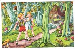 Hans En Grietje, Haensel Et Gretel (pk52754) - Contes, Fables & Légendes