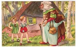 Hans En Grietje, Haensel Et Gretel (pk52755) - Contes, Fables & Légendes