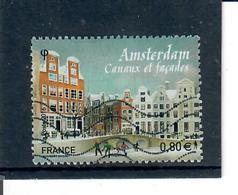 Yt 5093 Amterdam Canaux Et Facades - France