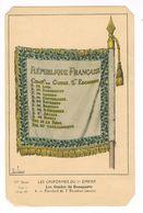Uniforme 1er Empire. Les Guides De Bonaparte. Etendard .René Louis.   ( T.u.9) - Uniforms