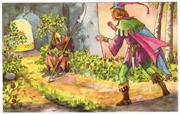 De Schone Slaapster, La Belle Au Bois Dormant (pk52758) - Contes, Fables & Légendes