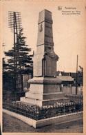 Anderlues Monument Aux Héros De La Guerre 1914-1918 - Anderlues