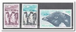 Frans Antarctica 1980, Postfris MNH, Birds, Penguins - Franse Zuidelijke En Antarctische Gebieden (TAAF)