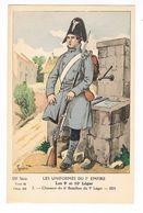 Uniforme 1er Empire. Les 9e Et 10e Léger.1814 .René Louis.   ( T.u.15) - Uniforms