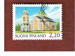FINLANDIA (FINLAND) -  SG 893b  -    1988  KERIMAKI CHURCH   -   USED ° - Gebraucht