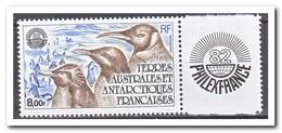 Frans Antarctica 1982, Postfris MNH, Birds, Penguins - Franse Zuidelijke En Antarctische Gebieden (TAAF)