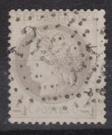 FRANCE 1872: 4c  Cérès, Gris (Y&T 52), Oblitération GC 2818 - 1871-1875 Cérès