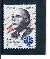 Yt 5089 Francois Mitterrand - France
