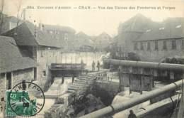 74 - CRAN GEVRIER - Vue Des Usines Des Fonderies Et Forges En 1908 - Frankreich
