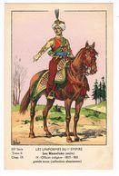 Uniforme 1er Empire. Les Mameluks.Officier Indigène.1805/10.   René Louis.   ( T.u.19) - Uniformen