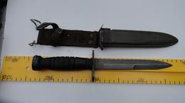 Baionnette/couteau USM4 Utica - Armes Blanches