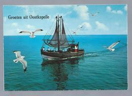 NL.- GROETEN UIT OOSTKAPELLE. - Gruss Aus.../ Gruesse Aus...