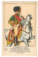 Uniforme 1er Empire. Chasseur à Cheval De La Garde. 1805.  J.E Hilpert.  ( T.u.21) - Uniformen