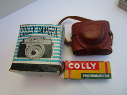 APPAREIL   PHOTO  MINIATURE  COLLY - Appareils Photo