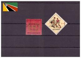 Mozambique 1975 - Oblitéré - OIM - Hockey Sur Gazon - Michel Nr. 580-581 (moz162) - Mozambique