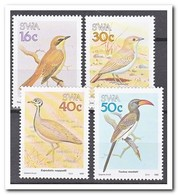 SWA 1988, Postfris MNH, Birds - Postzegels