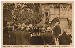 Brussel, Bruxelles, L'Avènement Du Roi Leopold III, Plechtige Intrede Van Leopold III (pk52769) - Fêtes, événements