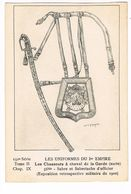 Uniforme 1er Empire. Les Chasseurs à Cheval.Sabre Et Sabretache.  J.E Hilpert.  ( T.u.29) - Uniforms