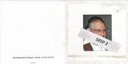 DP+foto E.H. Hans Herman DE BIE Baardegem 1931-2009 Aalst (A.Z.) (college Wetteren, Zondagonderpast. Schellebelle En ... - Religione & Esoterismo