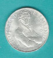Austria - 25 Schilling - 1966 - Ferdinand Raimund - KM2899 - Autriche