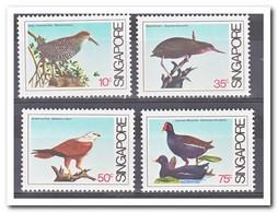 Singapore 1984, Postfris MNH, Birds - Singapore (1959-...)