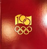Olympic Games 1996 Atlanta Olimpiadi 2 Foglietti + 21 Buste Primo Giorno Spettacolare Insieme In Raccoglitore - Francobolli