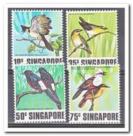 Singapore 1978, Postfris MNH, Birds - Singapore (1959-...)