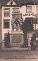 Houffalize Monument érigé Aux Combattants Morts Pour La Patrie 1914-18 - Houffalize