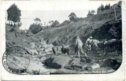 Tanger, La Rivière Des Juifs. 27 Mai 1905. Poste Aux Armées El Hadjeb. - Tanger