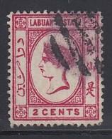 LABUAN 1894 - MiNr: 40  Used - Nordborneo (...-1963)