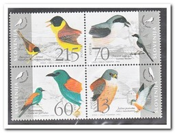 Slovenië 1995, Postfris MNH, Birds - Slovenië