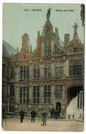 Brugge, Bruges, Maison Du Franc (pk52776) - Brugge