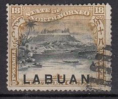LABUAN 1897 - MiNr: 79  Used - Nordborneo (...-1963)