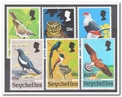 Seychellen 1972, Postfris MNH, Birds - Seychellen (1976-...)