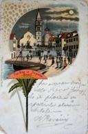 EXTREMLY RARE ***** Supetar 1899 , Croatia , Kroatien , Croazia - Croatia