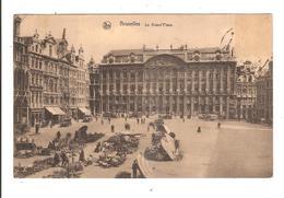 BRUXELLES - LA GRAND PLACE - Squares