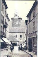 Lozère : Mende, Reproduction Sur Papier-Photo, Rue De La République... - Mende