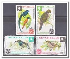 Seychellen 1976, Postfris MNH, Birds - Seychellen (1976-...)