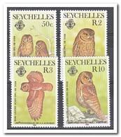 Seychellen 1985, Postfris MNH, Birds, Owls - Seychellen (1976-...)