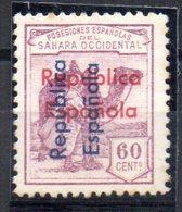 Sello Nº 44bhii Sahara - Sahara Español