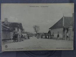 10 DOSNON LA GRAND'RUE - France