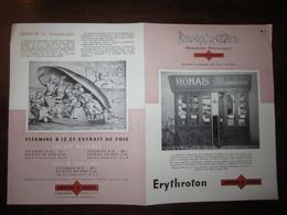 L IMAGINATION N 1 PUBLICITE MEDICALE LA LEGENDE DE LA LICORNE , LA COMETE DE 1528 , BOSCH LE FANTASTIQUE - Advertising