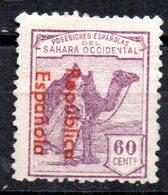 Sello Nº 44ahcc  Sahara - Sahara Español