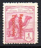 Sello Nº 45ahcc  Sahara - Sahara Español