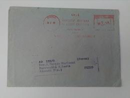AZIONE CATTOLICA  Roma Unione Uomini 1948 EMA - Affrancature Meccaniche Rosse (EMA)